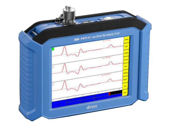 Picture of RSM-PRT(N) Low Strain Pile Integrity Tester